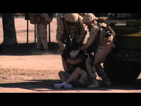 Marines go through special training in Yuma