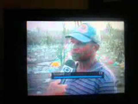 Reportagem Lixão de Riachão do Jacuípe (TV Subaé) - 04/10/2011