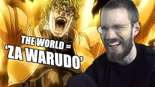 When Anime Meets English **YLYL** by PewDiePie