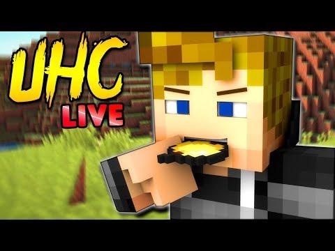 UHC LIVE! (Minecraft) (видео)