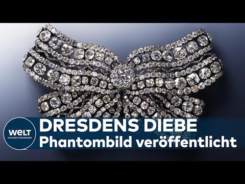 Einbruch im Grünen Gewölbe: Polizei hat Phantombild v ...
