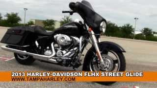 4. 2013 Harley Davidson FLHX Street Glide for sale - Price Review Specs