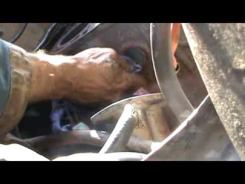 Замена заглушек блока цилиндров форд фокус 2 фотография