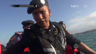 Video Kapal Laut Pembawa Sabu Ke Batam Terjaring Oleh Petugas - Customs Protection MP3, 3GP, MP4, WEBM, AVI, FLV November 2018