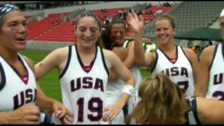 Jul 10, 2009 ... US Women's National Lacrosse-World Cup 2009. US Lacrosse ... i saw United nStates national woman team yesterday in a hotel in Germany ufeff.