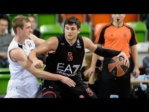 Highlights: PGE Turow Zgorzelec-EA7 Emporio Armani Milan