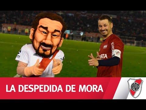 La noche inolvidable de Rodrigo Mora