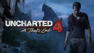 Uncharted 4 A Thief's End - Game Movie