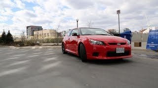 AutoTech - 2013 Scion TC RS8 Review