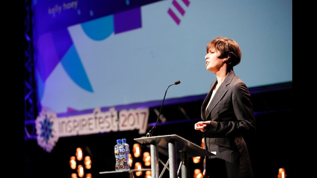 Kelly Hoey: Build Your Dream Network | Inspirefest 2017