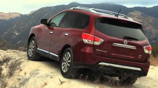 Test Drive The 2013 Nissan Pathfinder