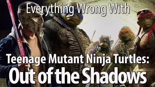 Nonton Everything Wrong With Teenage Mutant Ninja Turtles  Out Of The Shadows Film Subtitle Indonesia Streaming Movie Download