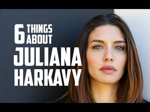 6 Things You May Not Know About Juliana Harkavy (Dinah Drake in Arrow)