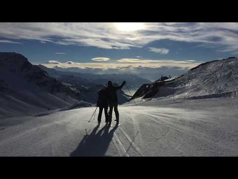 Ski trip in Val d'Isère - January 2017