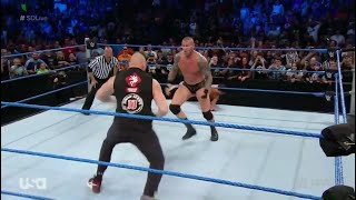 Nonton Randy Orton vs Fandango and brock lesnar wwe smackdown 2/8/2016 Film Subtitle Indonesia Streaming Movie Download