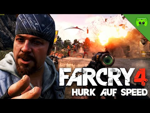 FAR CRY 4 # 41  - Hurk auf Speed «» Let's Play Far Cry 4 | HD 60 FPS Gameplay