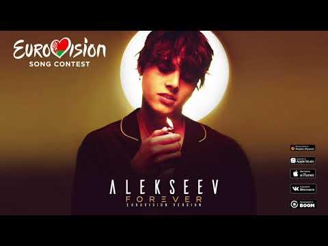 ALEKSEEV - Forever (Eurovision version) (видео)