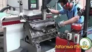 Rectificadora Alfonso Perez - Instalación De Camisas
