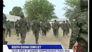 Warring South Sudan Factions Hold Talks In Ethiopia