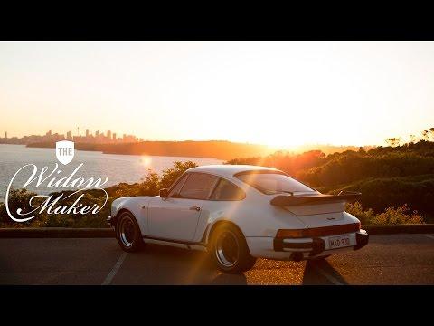 This Porsche 930 Turbo Is A Widowmaker (видео)