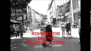 Item #55 Gishwhes 2015 GishersOfLetters