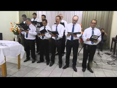 União de Homens Batistas Louva na Igreja Batista em Panelas