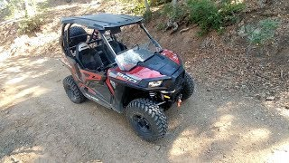 1. 2015 Polaris RZR 900 EPS Trail, 6,000 mile owner update