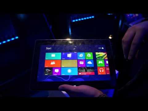 Asus Taichi - laptop z dwoma ekranami i Windowsem 8