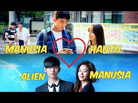6 Drama Korea Terbaik Kisah Cinta Manusia dengan Spesies Lain