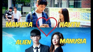 Video 6 Drama Korea Terbaik Kisah Cinta Manusia dengan Spesies Lain MP3, 3GP, MP4, WEBM, AVI, FLV Januari 2018