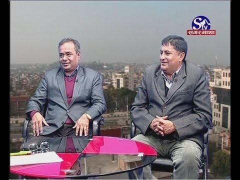 (STV Chat With Krishna Hari Bhandari &  Baburam Giri...43 min.)