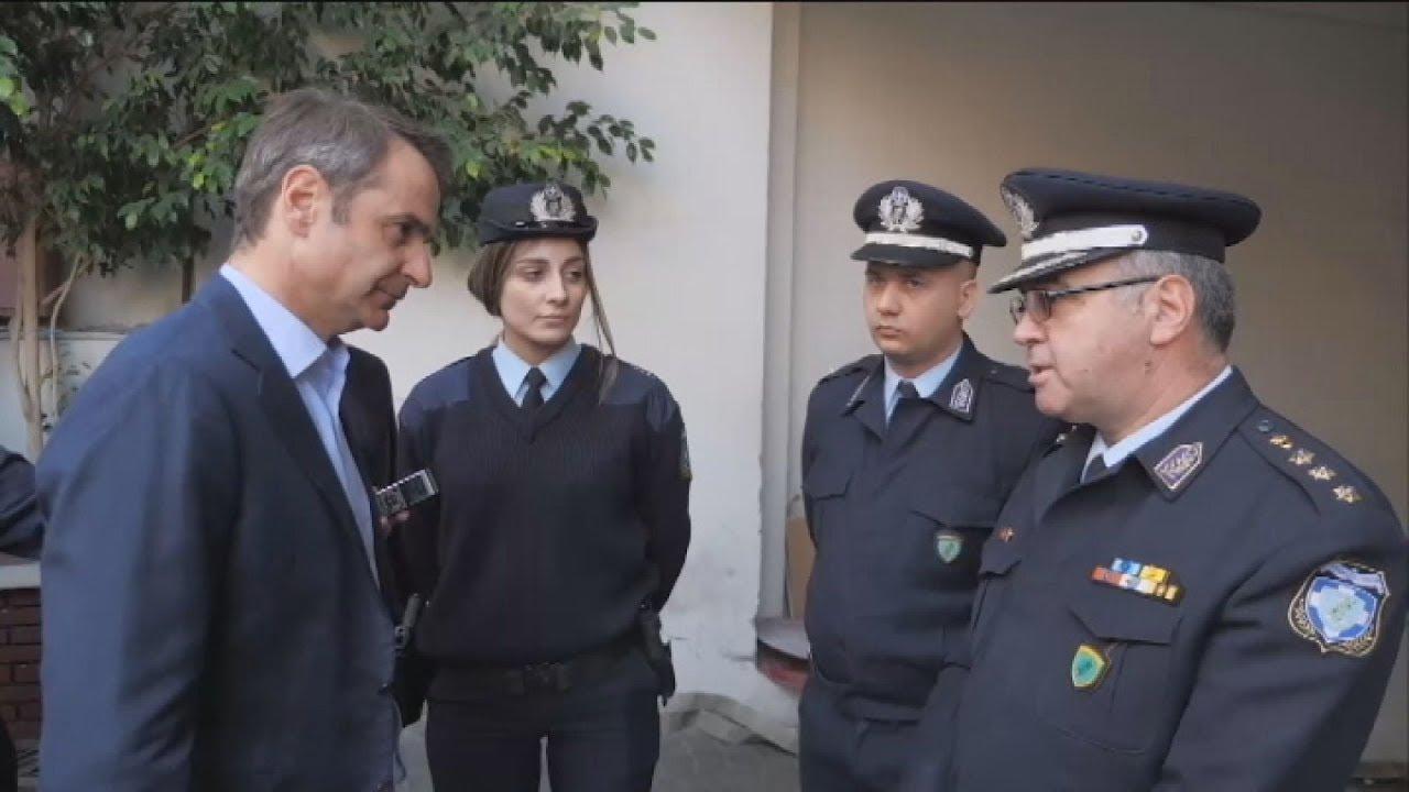 Κ. Μητσοτάκης από το ΑΤ Ακρόπολης: Καμία απολύτως ανοχή στη βία