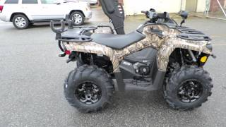 2. 2016 Can Am Outlander L 570 Hunting Edition Review