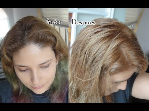 Aclara tu cabello sin decolorar