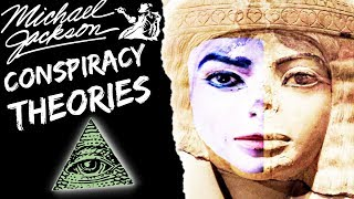 The Creepiest Conspiracy Theories About Michael Jackson - MK-Ultra, Illuminati Victim, Cloned & More