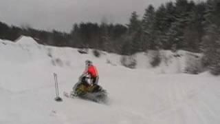 10. 2003 Ski-Doo Rev MXZ 600 H.O. - Stock