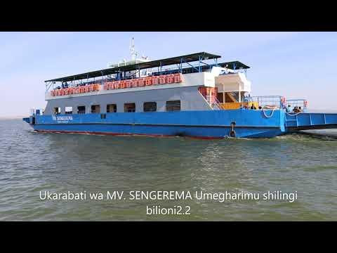 BILIONI 2.9 ZAKARABATI VIVUKO VYA MV. SENGEREMA NA MV. TEGEMEO