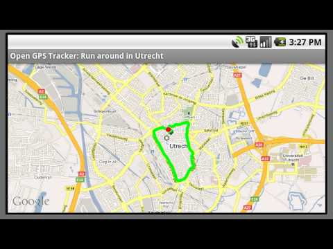 Video of Open GPS Tracker