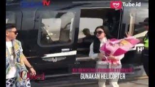 Video [MEWAH yess] Resmikan Toko Kue di Bandung Syahrini Naik Helikopter Pribadi - Obsesi 22/06 MP3, 3GP, MP4, WEBM, AVI, FLV Juni 2017