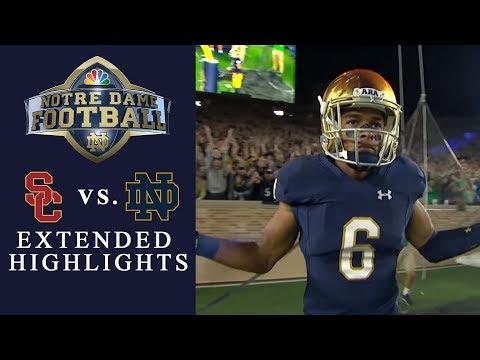 Video: USC vs. Notre Dame I EXTENDED HIGHLIGHTS
