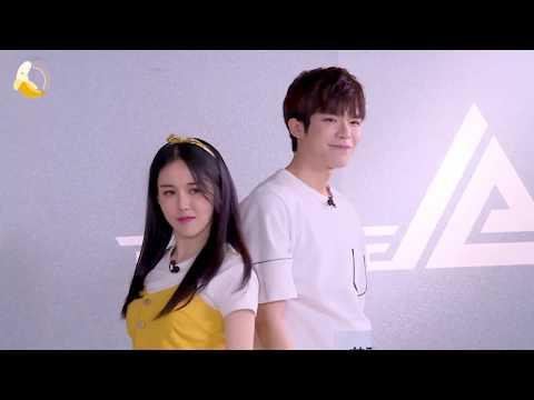 [ENG LYRICS] TRAINEE18 Huang Zhenyu & Li Baoyi - Call My Name |《我们的演唱会 》CUT