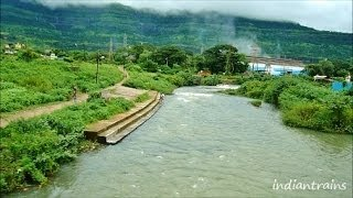 Karjat India  city images : indiantrains@ scenic train ride khopoli to karjat part 1 thane maharashtra india