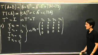 Linear Transformations | MIT 18.06SC Linear Algebra, Fall 2011