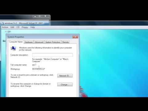 how to join a domain in windows 7