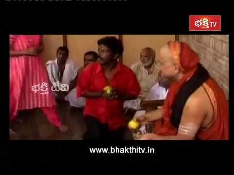 Swarupanandendra Swamy Chaturmasya Deeksha Vaibhavam_Part 2
