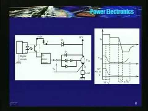 Lecture – 8 Power Electronics