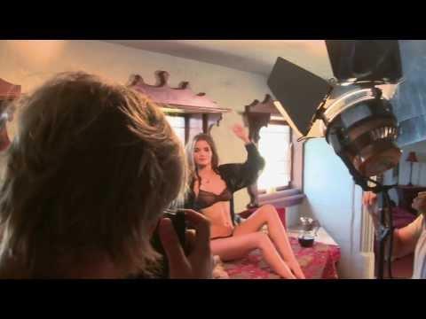 Playmate Miss January 2014 Roos Van Montfort   Behind the Scenes
