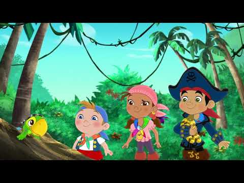 JAKE Captain Jake's Pirate Power Crew! Best Cartoon For Kids And Children Part 5 - Tia Forster