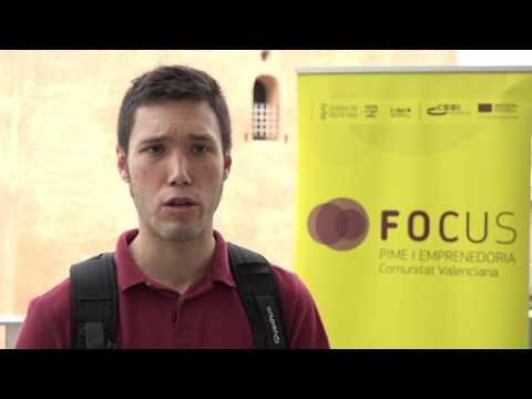 Entrevista a Daniel Ibiza, CEO de Aiudo, en Focus Horta[;;;][;;;]