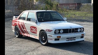 550 HP F80-Swapped BME E30 M3! - One Take by The Smoking Tire